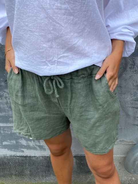 Skovbjerg Collection Hoer Shorts Groen