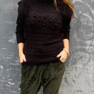 Humble Gizelle Pullover Sort